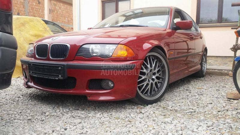 BMW Serija 3 - kompletan auto u delovima
