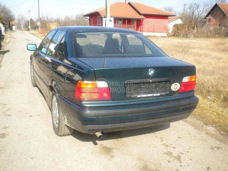 BMW Serija 3 1996. god. - kompletan auto u delovima