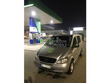 Mercedes Benz Vito 111CDI MIXITO long