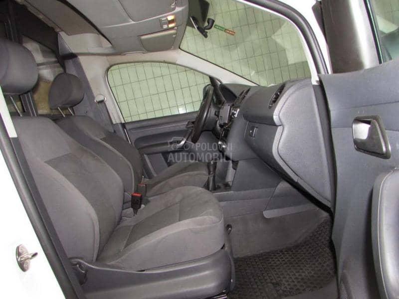 Volkswagen Caddy Maxi 1.6Tdi CH Bluemotion