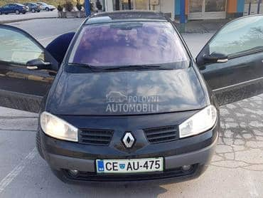 Hauba za Renault Megane od 2003. do 2009. god.