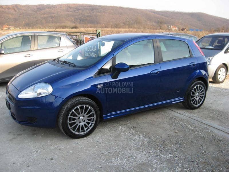 Fiat Grande Punto PRODA T