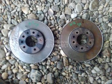 prednji diskovi 5rupa za Opel Astra H, Zafira od 2004. do 2012. god.
