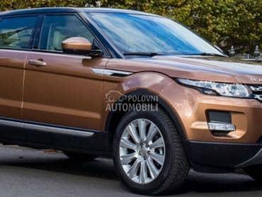 Land Rover Range Rover Evoque 2011. god. - kompletan auto u delovima
