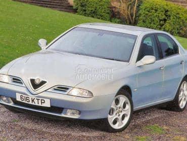 Bos pumpa za Alfa Romeo 166
