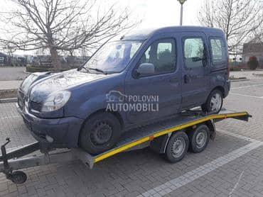 Limarija za Renault Kangoo od 2003. do 2007. god.