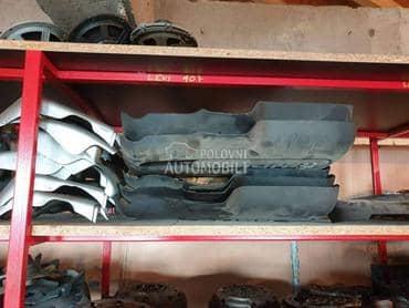 Poklopci motora za Peugeot 307, 407