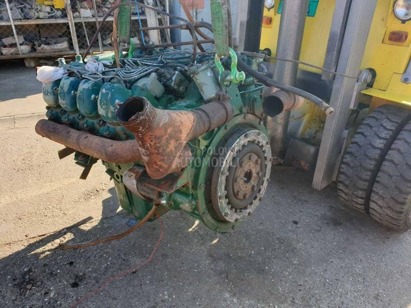Motor Mercedes Benz OM 402 V8