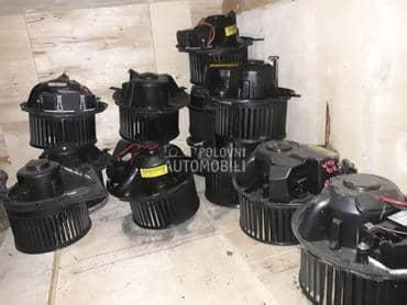 ventilator za ventilaciju za Volkswagen Caddy, Golf 4, Golf 5 ... od 2000. do 2012. god.