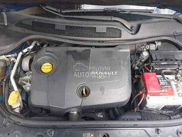 Motor za Renault Megane, Scenic od 2003. do 2010. god.