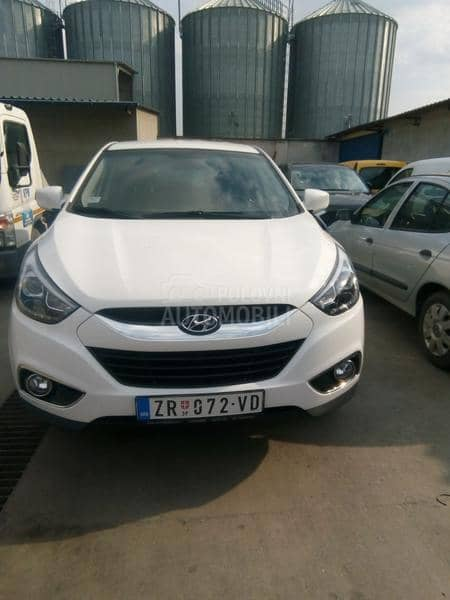 Hyundai ix35 1,7 CRDI
