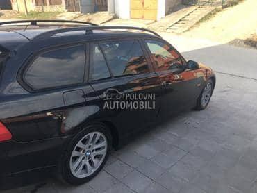 BMW 318 2007. god. - kompletan auto u delovima