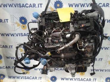 Motor 1.6 hdi za Citroen Berlingo, C4, C5 ... od 2004. do 2008. god.