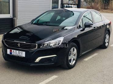 Peugeot 508 1.6 HDI  LED/NAV