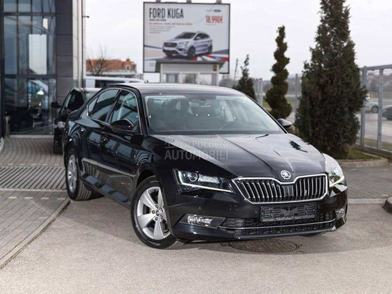 Škoda Superb 2.0TDI DSG Xenon Led