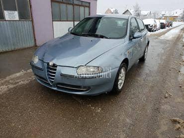 Haube,Krila,Branici za Alfa Romeo 147