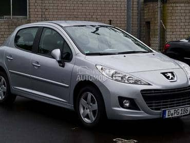 PREDNJICA za Peugeot 207 od 2005. do 2010. god.