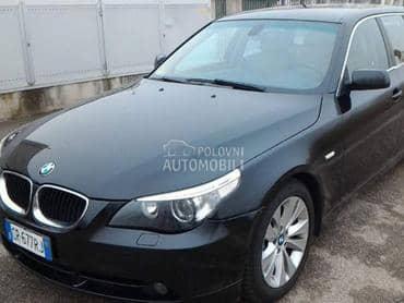 Hauba za BMW Serija 1, Serija 3, Serija 5 od 2004. do 2012. god.