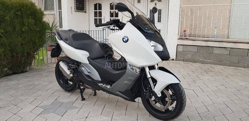 BMW C 600 sport iz CH
