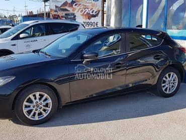 Mazda 3 SP G100 CHALLENGE