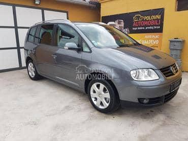 Volkswagen Touran 2.0 TDI HIGLINE NOV