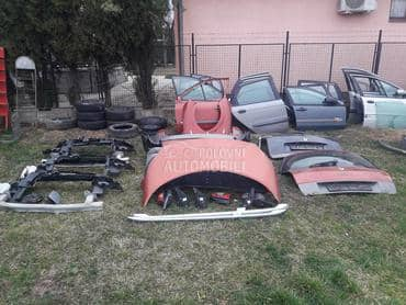 Haube za Renault Laguna, Megane, Scenic od 2000. do 2010. god.