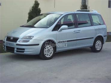 Fiat Ulysse 2.0 hdi