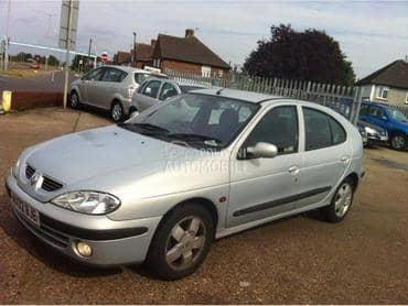 Hauba za Renault Megane od 2000. do 2003. god.