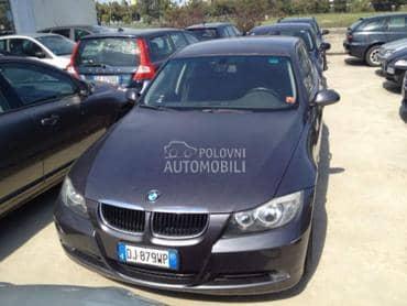 BMW Serija 3 2007. god. - kompletan auto u delovima