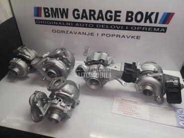 Remontovane turbine za BMW 114, 116, 118 ... od 1994. do 2012. god.