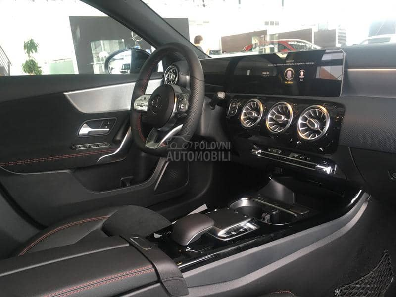Mercedes Benz A 200 d AMG