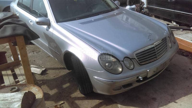 Delovi za Mercedes Benz E 270 2004. god.