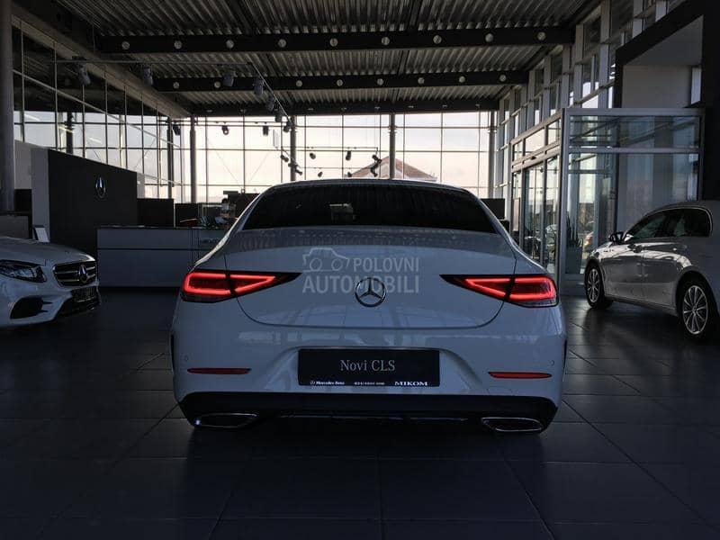 Mercedes Benz CLS 350 d AMG