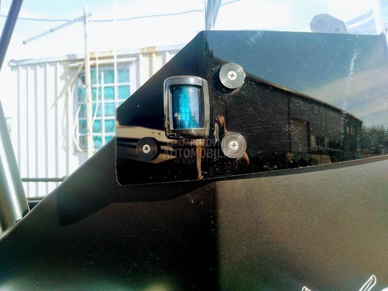 Patriot 620, Suzuki DF80