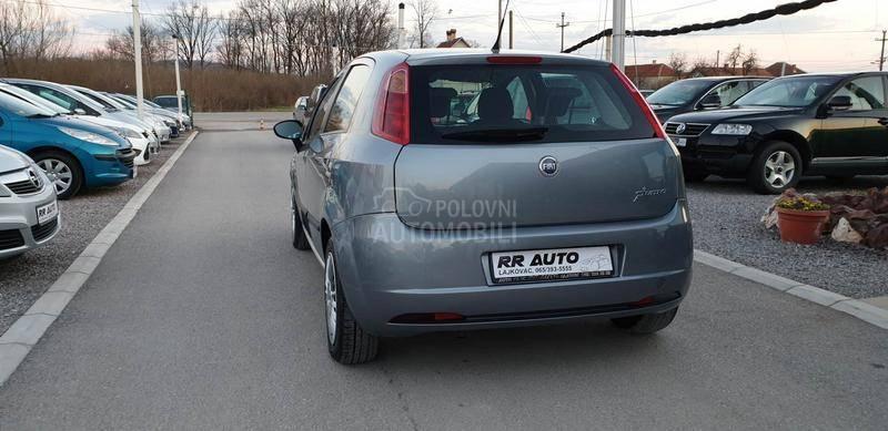 Fiat Grande Punto 1.3 M J E T