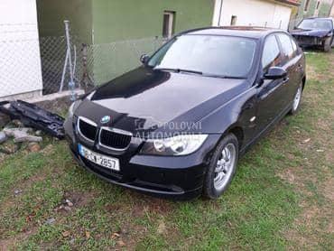 BMW 316 2006. god. -  kompletan auto u delovima