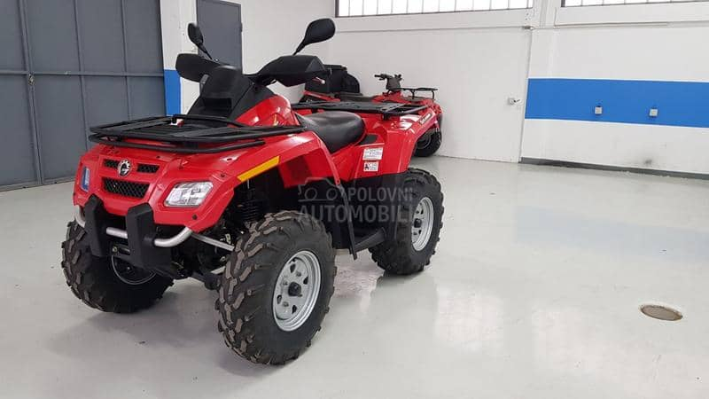 Can-am outlander 800