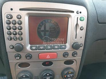 Multimedija za Alfa Romeo 147