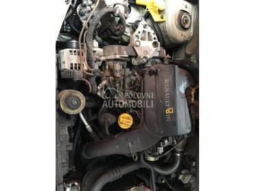 Radilica 1.9 75 KW DCI za Renault Megane, Scenic od 2000. do 2003. god.