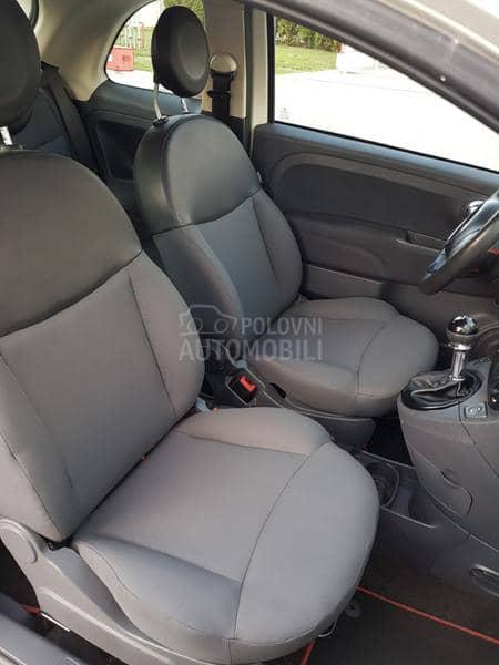 Fiat 500 ABARTH LOOK