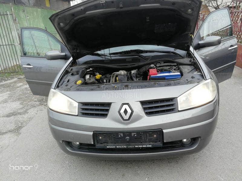 Motor 1.5 dci 78kw