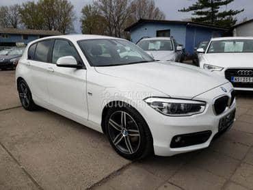 BMW 118 2.0D FABRIKA