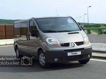 Renault Trafik konpletan u del