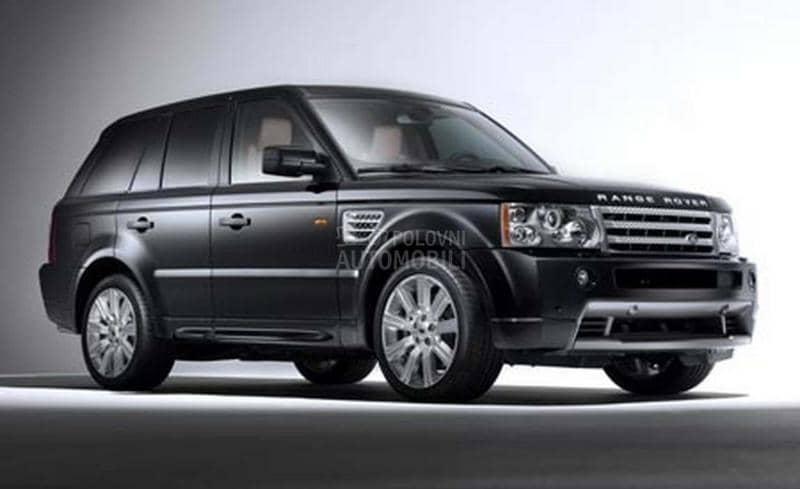 Land Rover Range Rover - kompletan auto u delovima