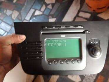 RADIO za Seat Altea, Altea XL, Toledo od 2004. do 2009. god.