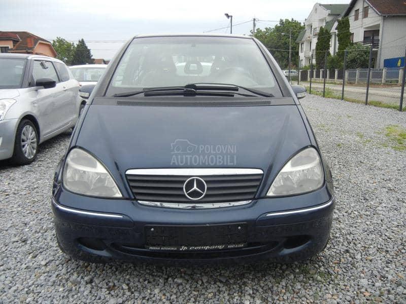 Mercedes Benz A 170 CDI ELEGANCE LONG