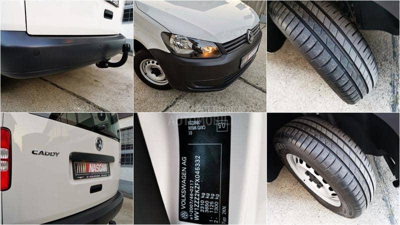 Volkswagen Caddy Maxi 1.6Tdi Bluemotion CH