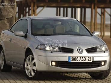 Delovi za Renault Megane 2003. god.