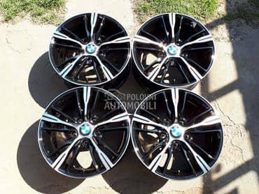"""Aluminijumske felne BMW 16"""" 5 x 120"""