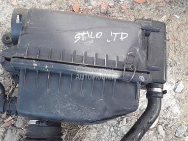 kuciste filtera vazduha 1.9jtd za Fiat Stilo od 2001. do 2006. god.
